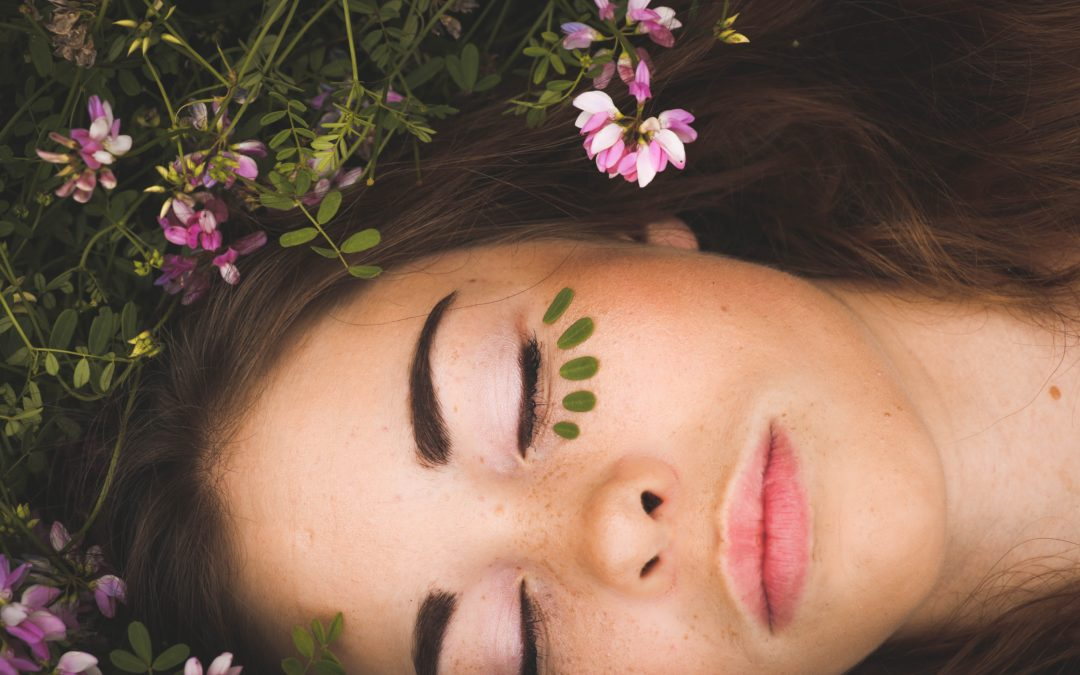 Using aromatherapy for menstrual troubles.