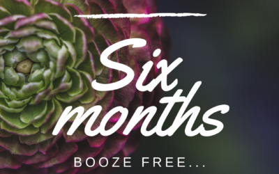 6 MONTHS ALCOHOL FREE
